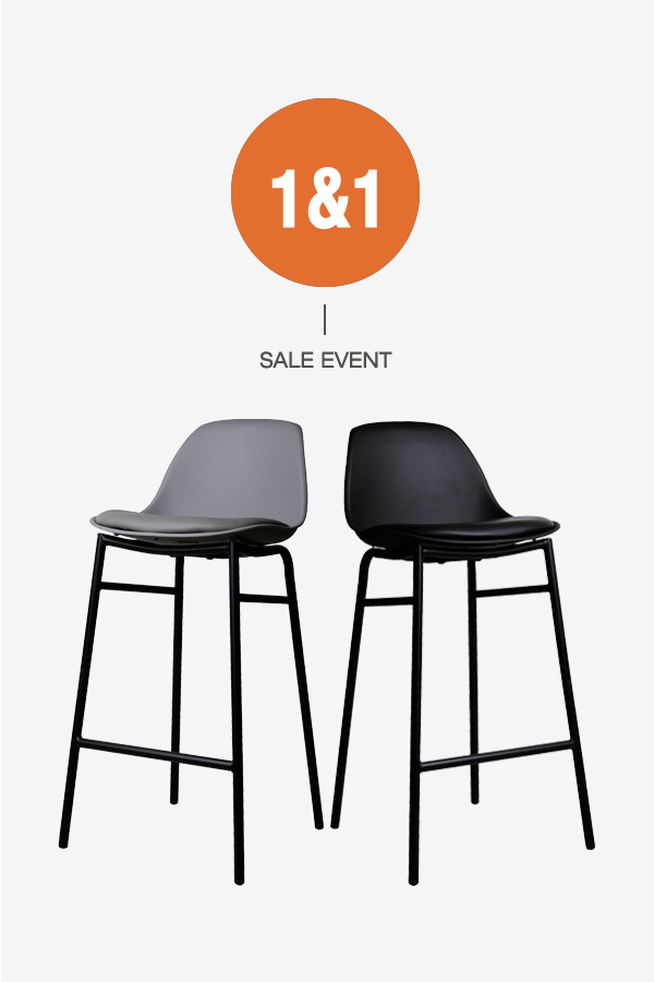 paul bar chair set(-44%)