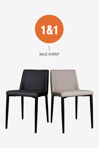 vetro chair set