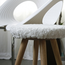 elysee stool cover